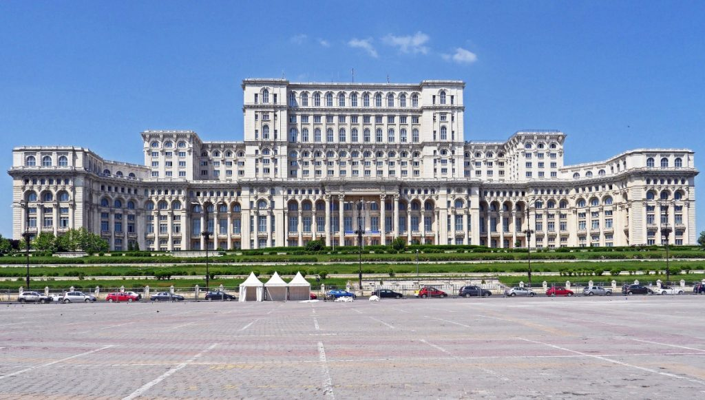 Bucharest Parliament Building
